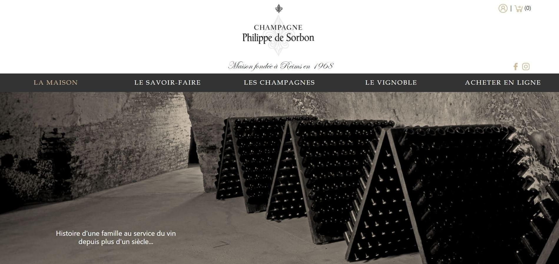 Philippe de sorbon website