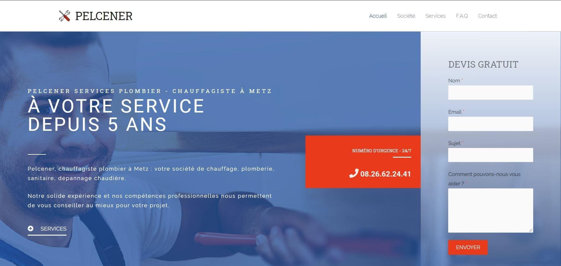 website pelcener